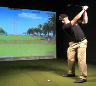 Regina Indoor Golf Lessons